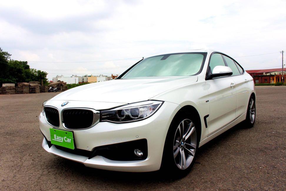 中古車 BMW 2013/14 F34 Sport Line 320GT 總代理