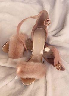 ALDO heel