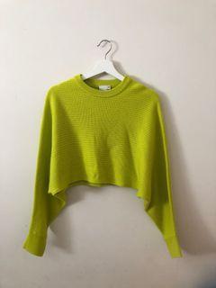 aritzia Wilfred free Dorset sweater size s