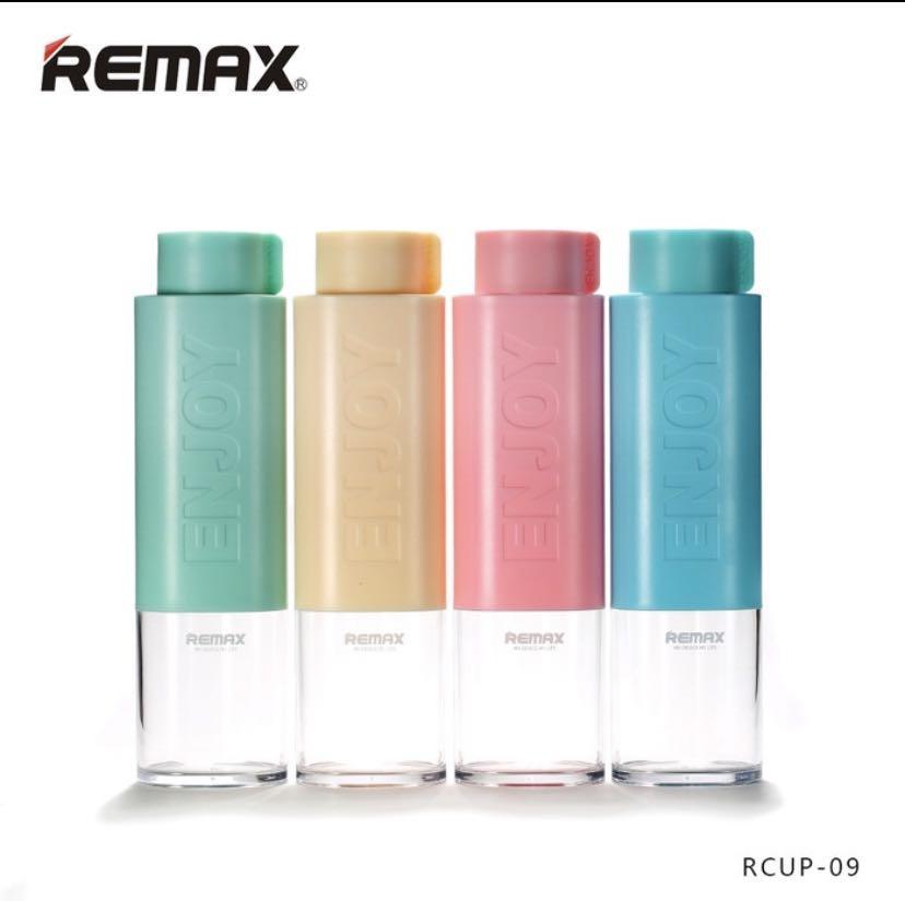 Botol Minum REMAX Yellow
