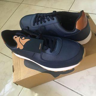 BRODO Navy Shoes
