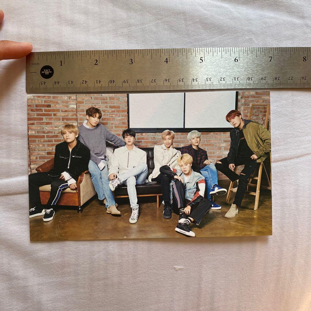 BTS x MEDIHEAL official photo cards