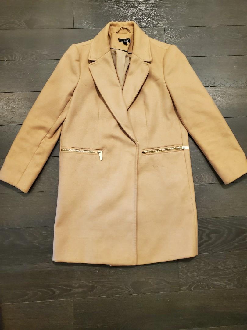Coat/ Jacket - Size 2