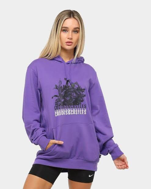 Crooks and castle size M (Men's) hoodie Unisex