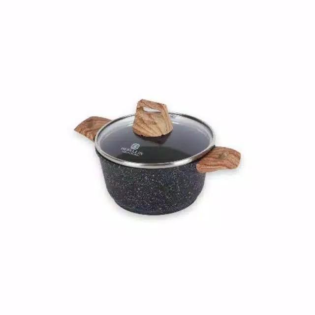 Debellin black mini casserole 14cm