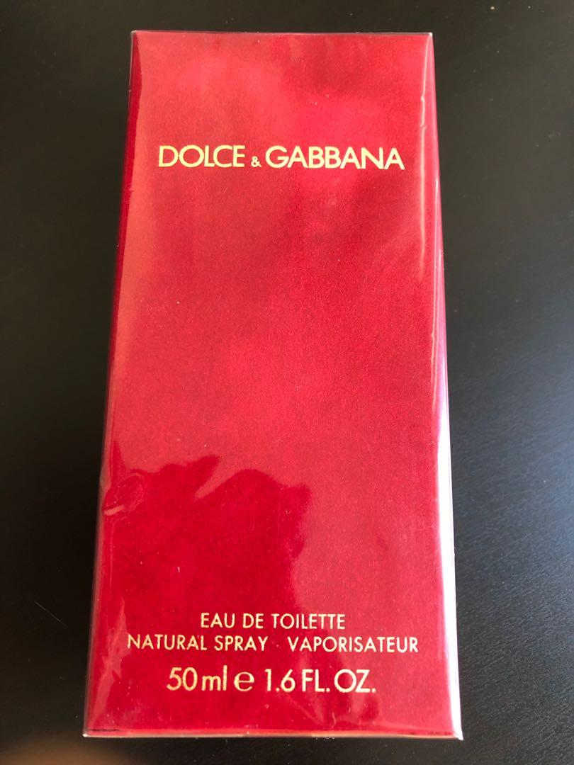 Dolce & Gabbana Eau De Toilette Spray 50ml