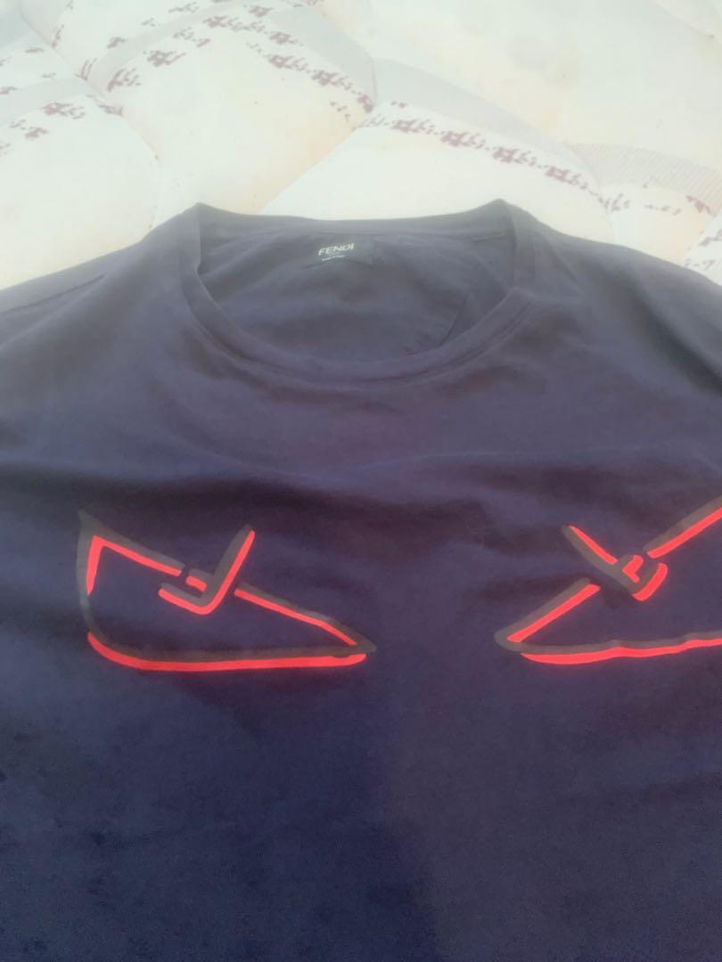 Fendi eye t-shirt size 16