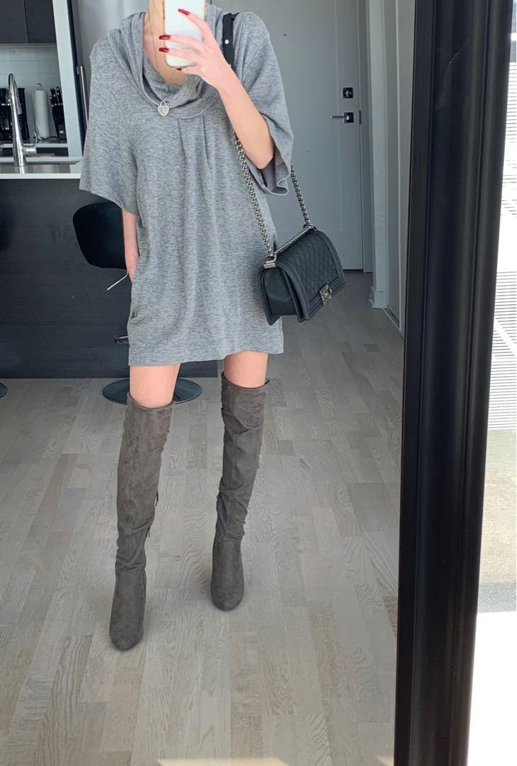 French Connection Sweater Dress XS