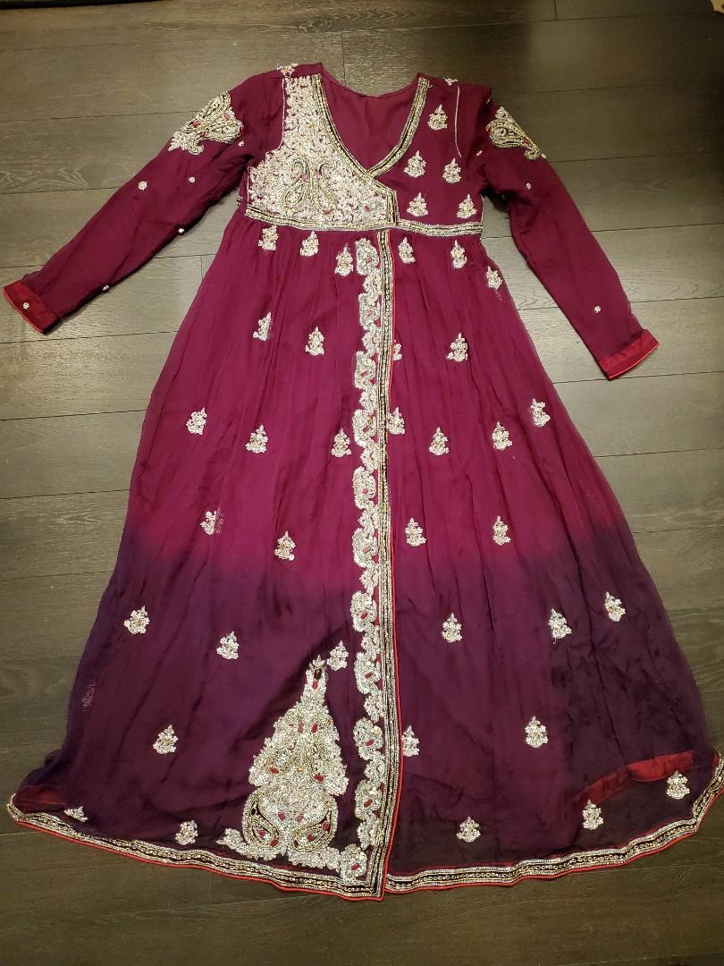Indian/ Pakistani Dress - Size: XS/ S