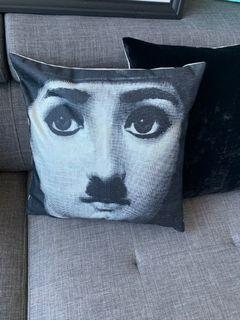 New Black and white modern pillow cover