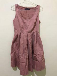 Pink Dress Zara Original