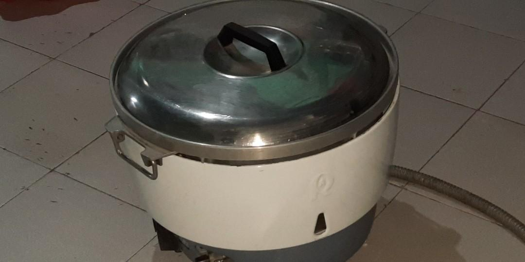 Rice Cooker catering besar