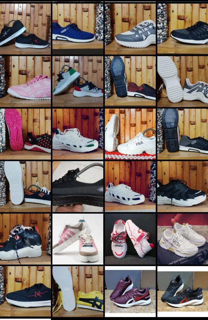 Sepatu unisex only 100k all item