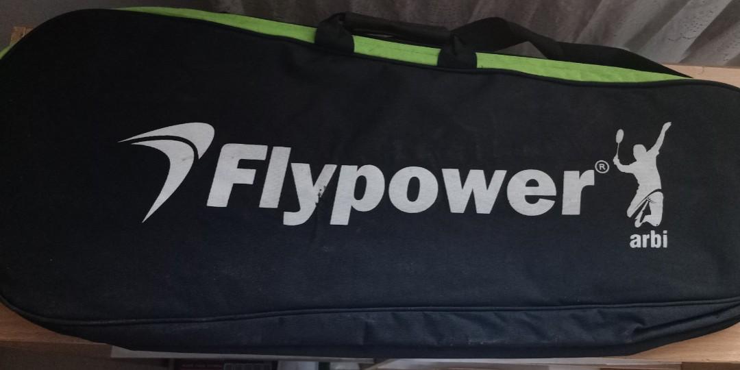 Tas badminton flypower 2 rooms