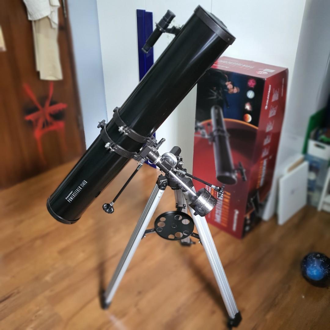 Teleskop Celestron Powerseeker 114 EQ