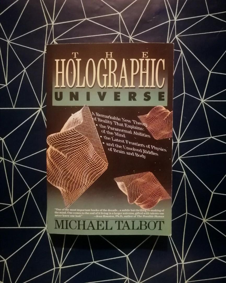 The Holographic Universe book