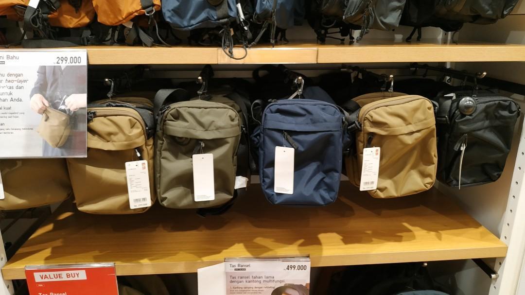 Uniqlo Bag   NEW   NETT