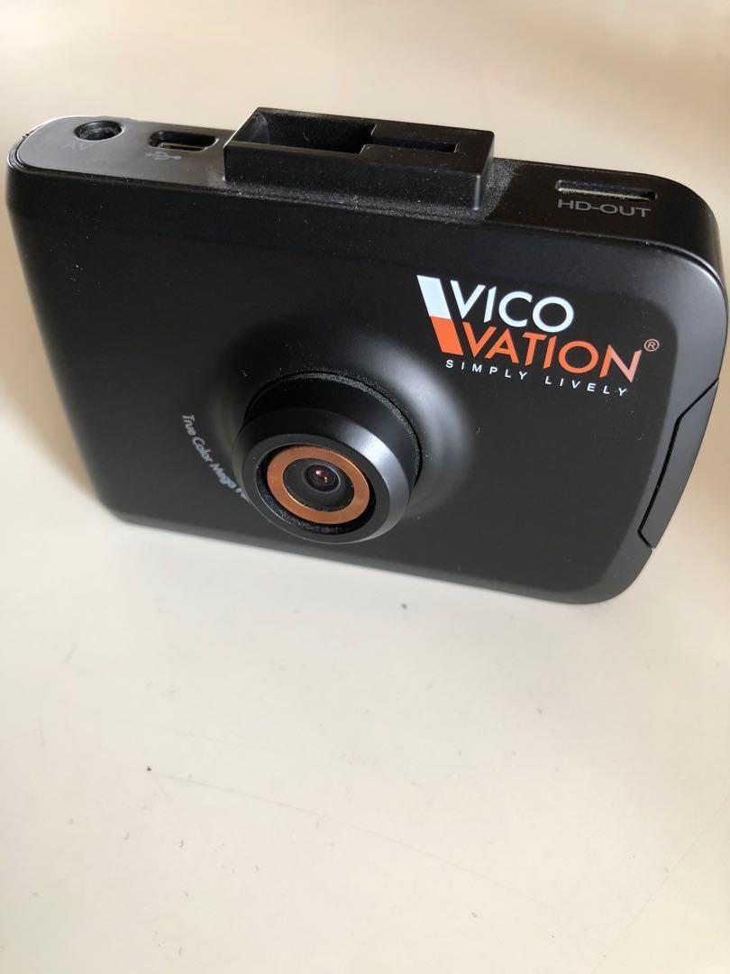 二手行車記錄器VICO-tf2