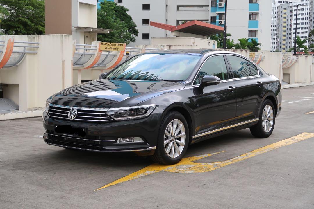 Volkswagen Passat 1.8 Comfortline TSI DSG (A)