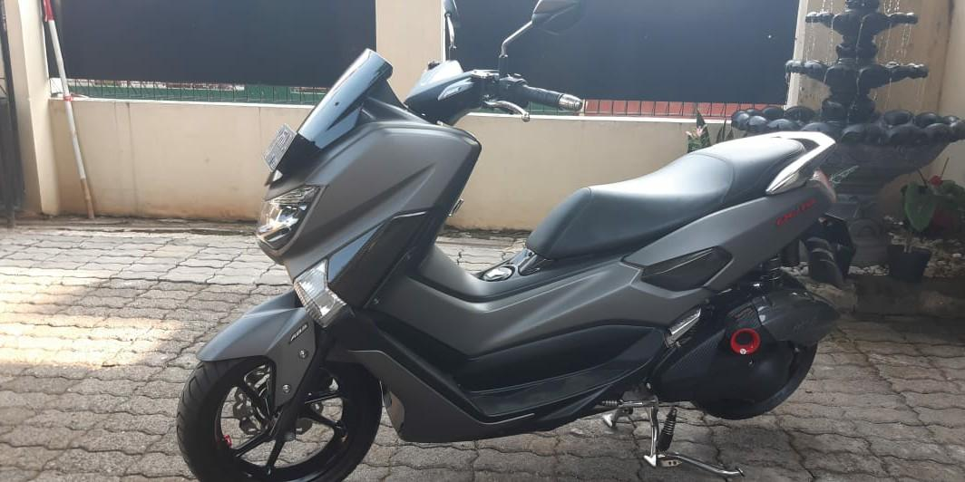 Yamaha Nmax 2017 non abs second mulus