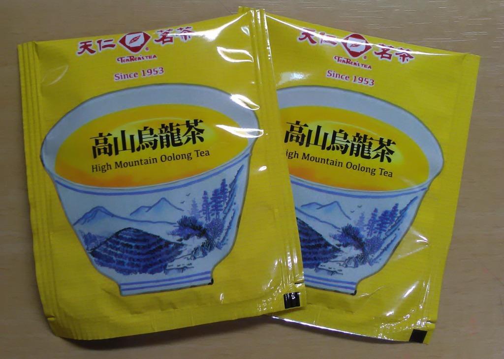 20包 天仁茗茶 高山烏龍茶  茶包