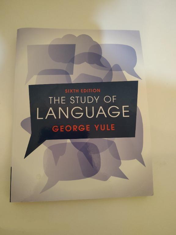 英文系~語言學概論用書