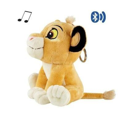 藍牙喇叭+玩偶二合一 獅子王系列絨毛藍牙喇叭(限量款)
