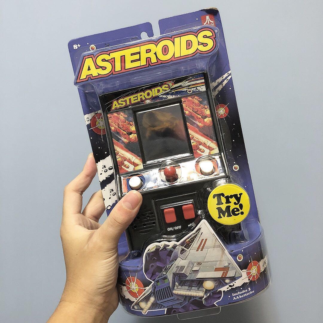 復古電玩 街機 小行星