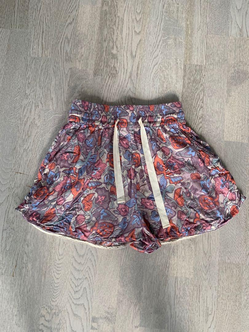 Aritzia Wilfred High Waisted Shorts Size Small