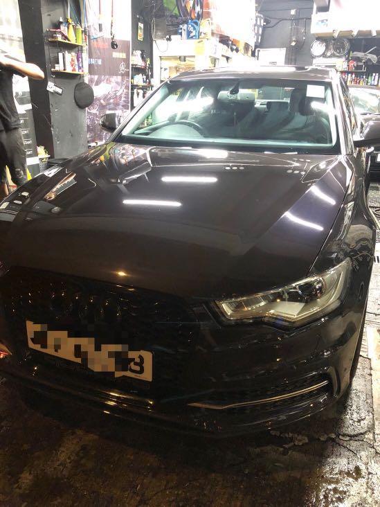Audi A6 Sedan 2.0 TFSI quattro S tronic (A)