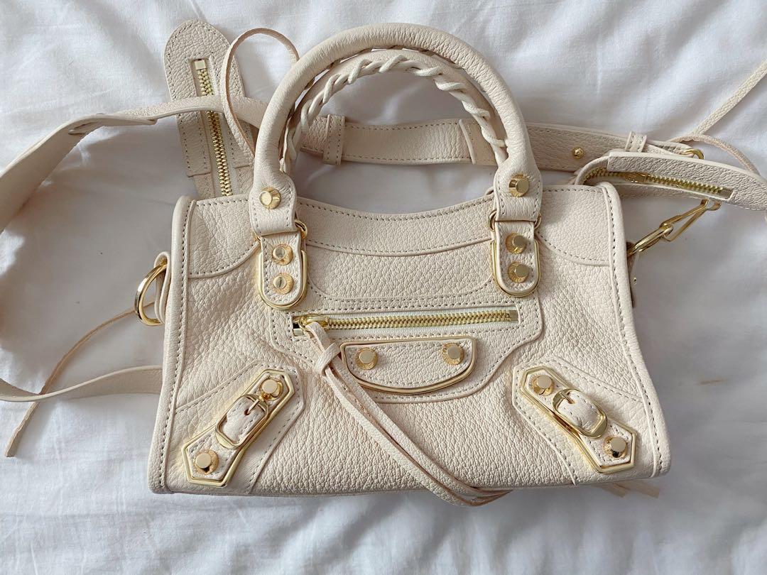 Authentic Balenciaga small city bag ( Marked down)