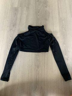 Balera Long Sleeve Crop - Child L