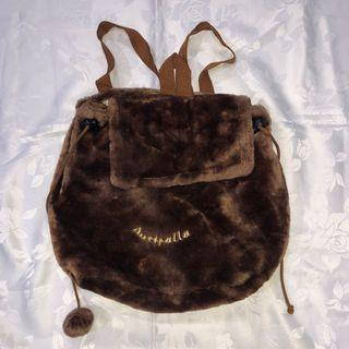 Bear Fur Backpack