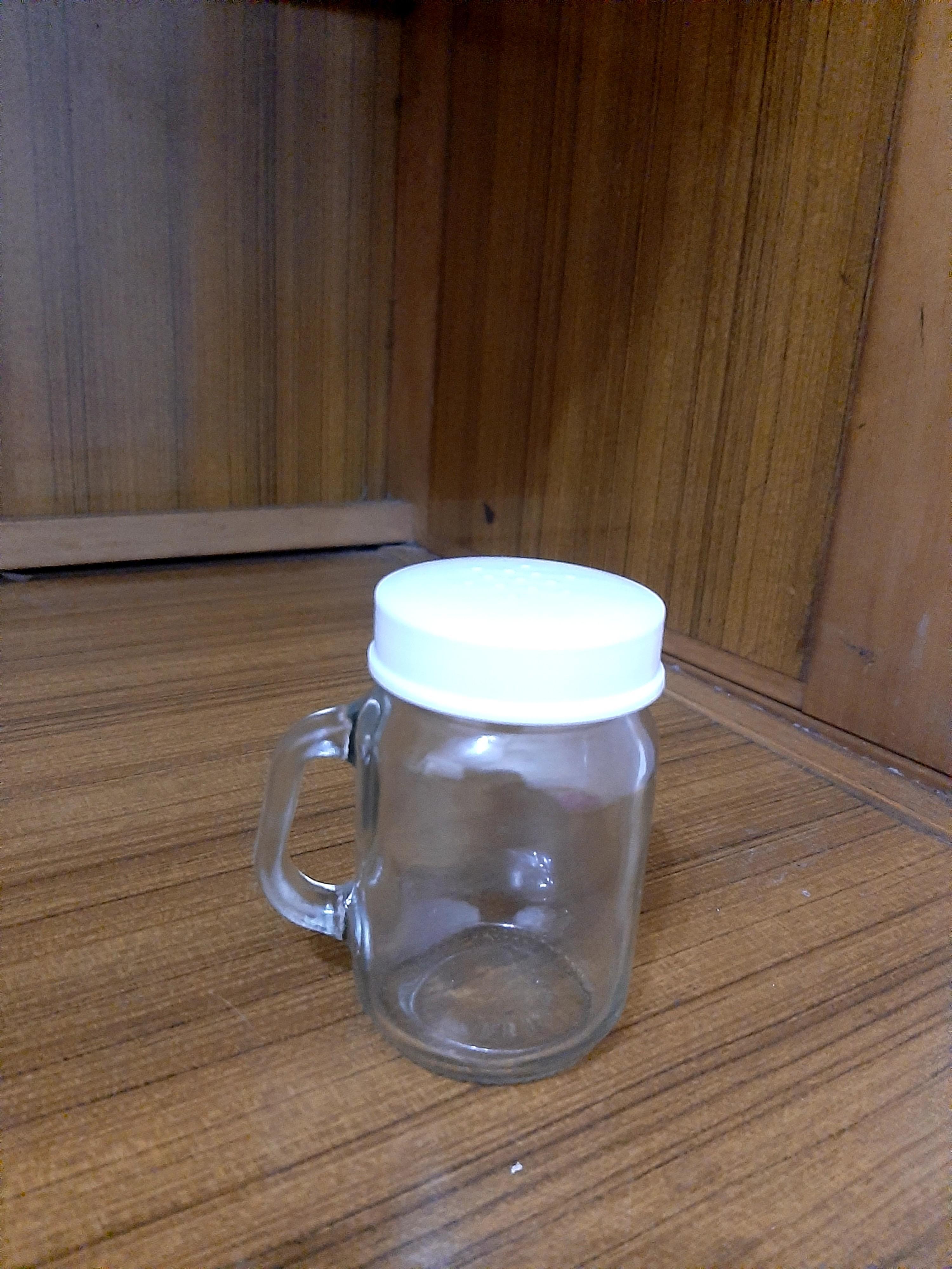 Botol/Toples Lada/Garam/Bumbu Dapur