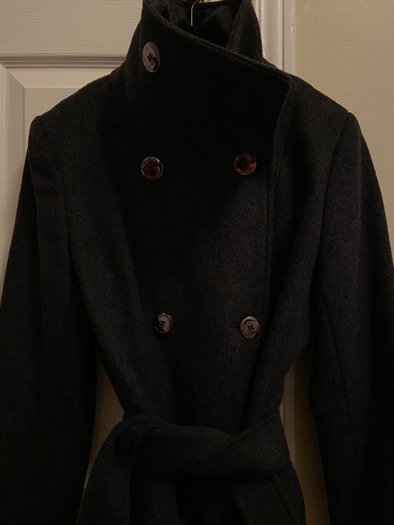 Calvin Klein Dress Coat - size 2