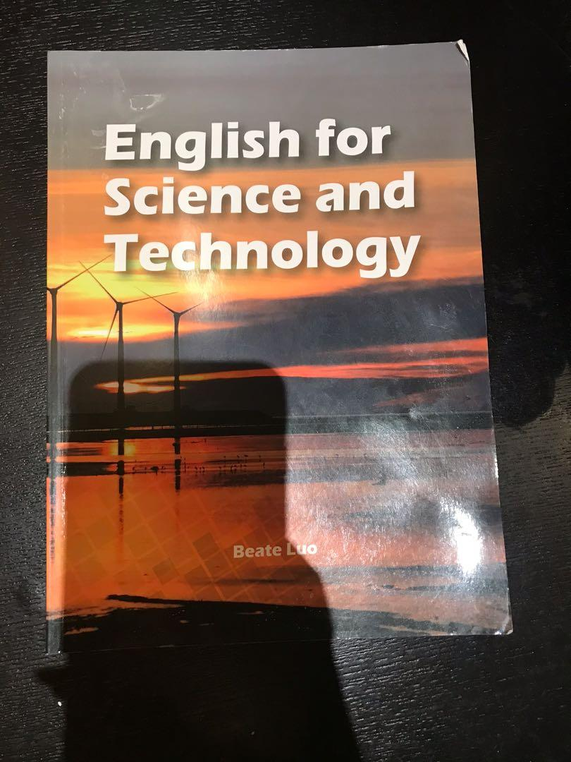 English for science and Technology.