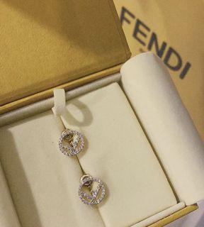 Fendi earrings