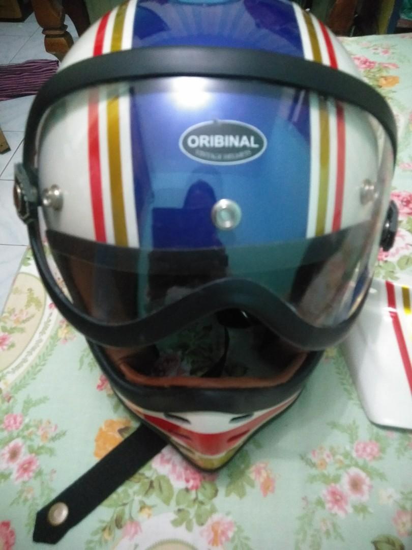 Helm vintage ori