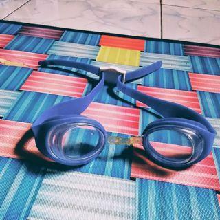 Kacamata Renang Eyeline Scoot Biru/Blue