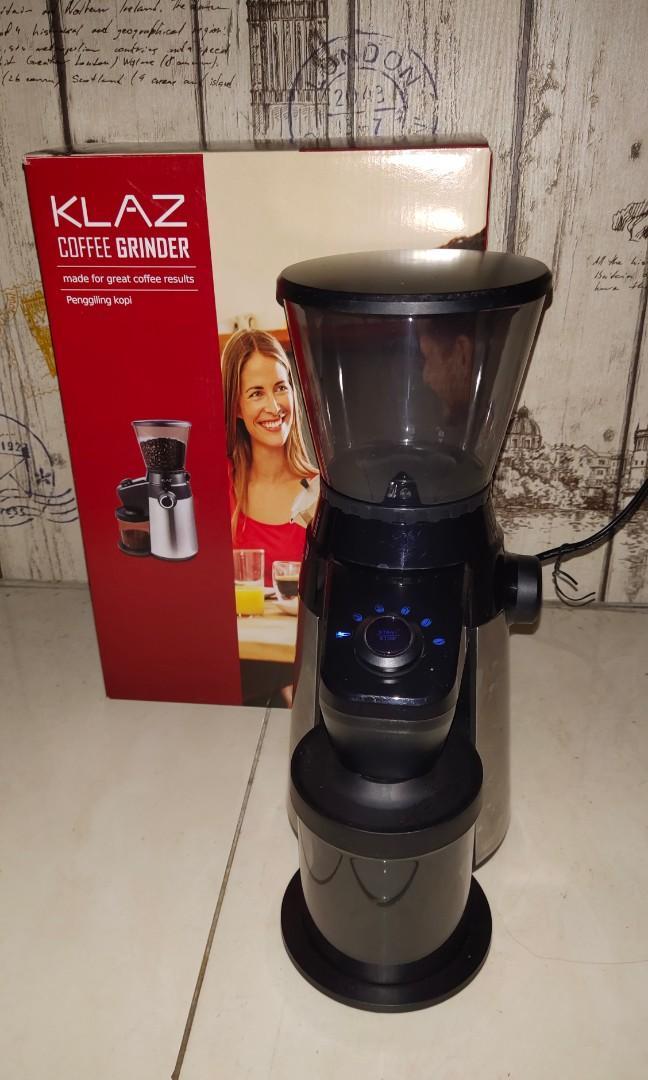 Klaz Coffee Grinding