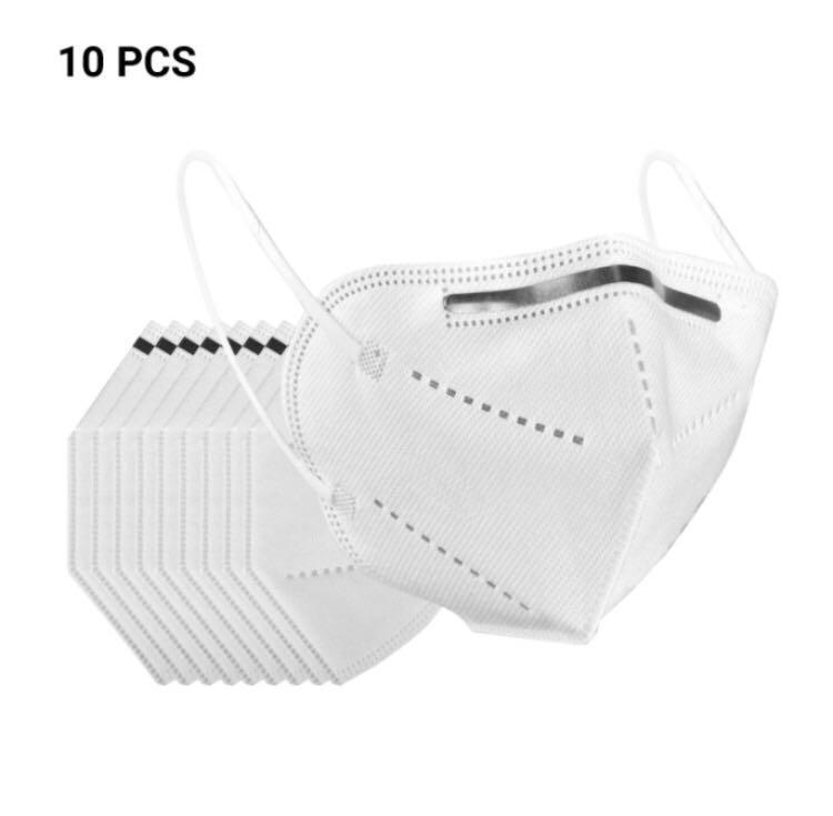 Masker KN95 earloop telinga isi 10