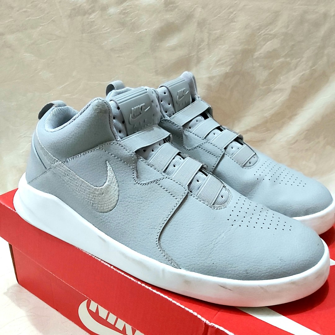 Rusia El sendero FALSO  NIKE Air Shibusa Prime / wolf grey / mid-cut shoes / SIZE 8.5 US, Men's  Fashion, Footwear, Others on Carousell