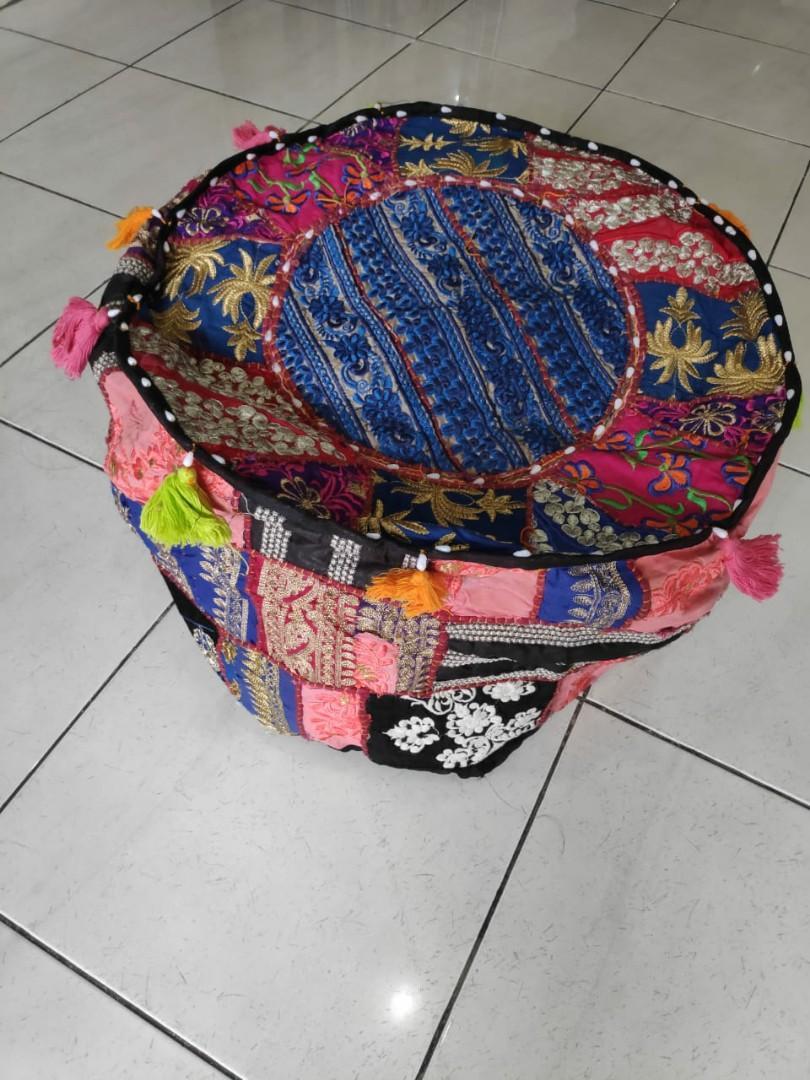 Puff Beanbag Cover Sack