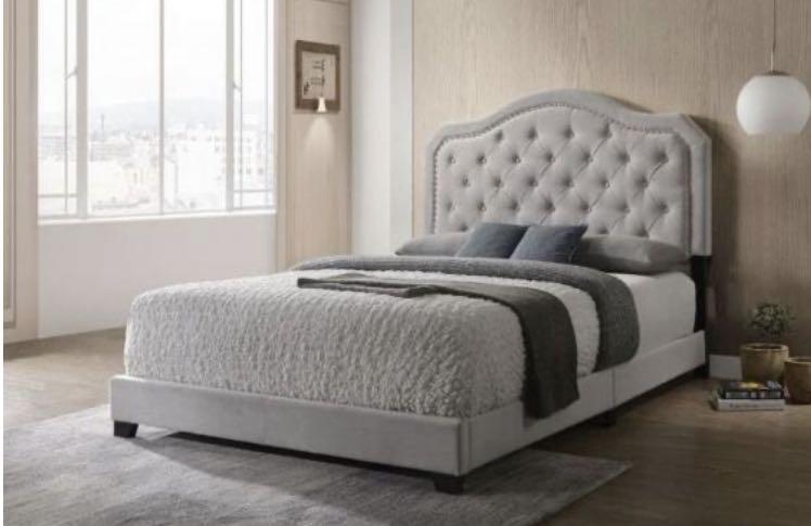 Queen bed for sale