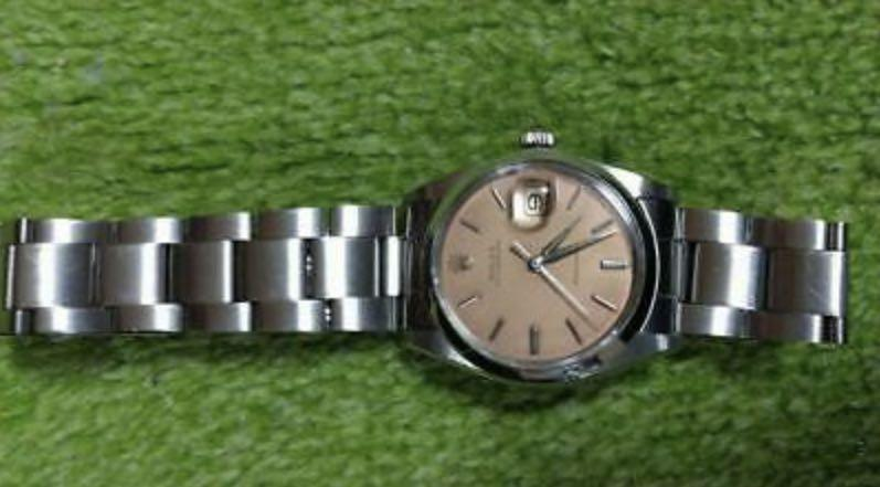 Rolex 6694 oyster hand winding men's watch Used excellent