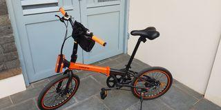 Sepeda Lipat Pacific Spelndid 3.0