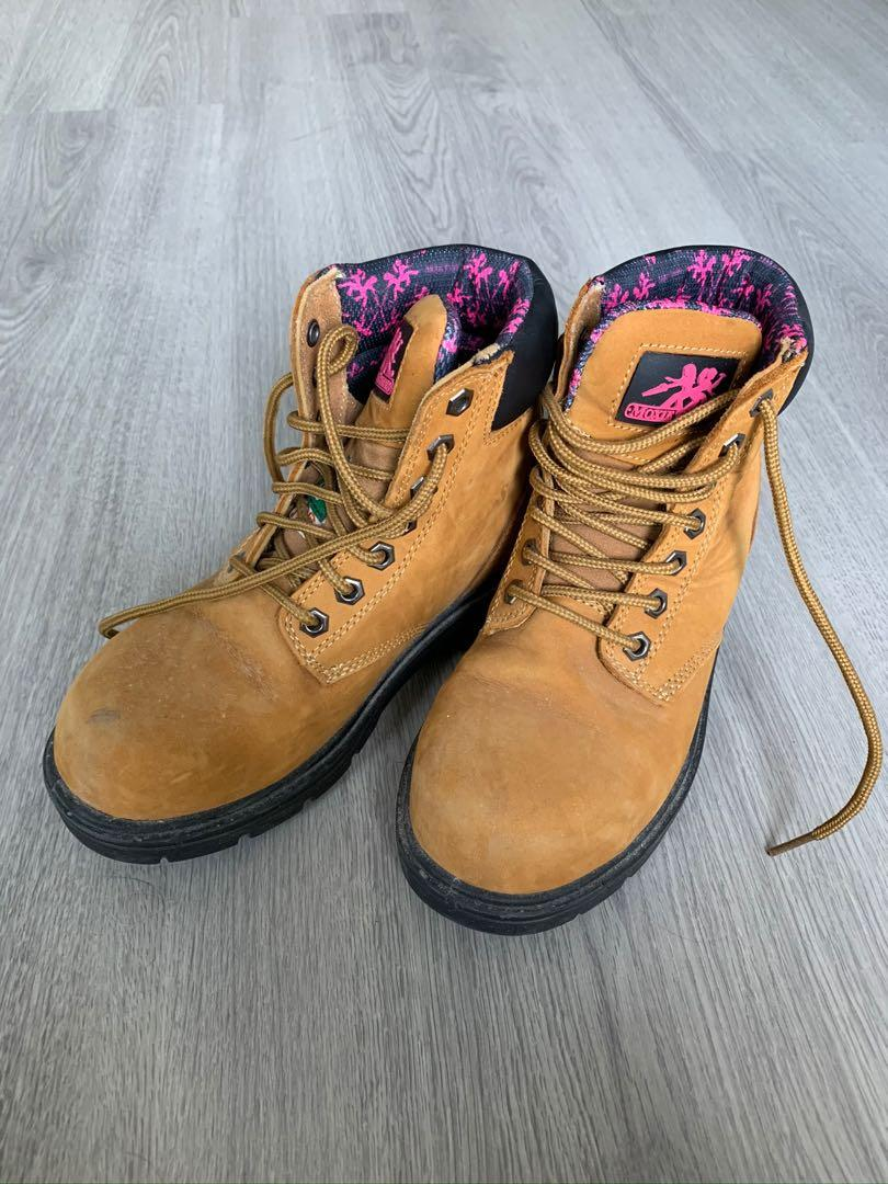 Steel Toed Boots - SA approved