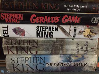 Stephen King Hardbound Books for Sale