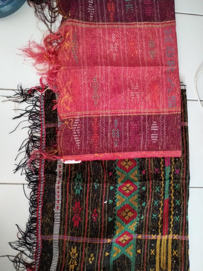 Take me all - songket ulos