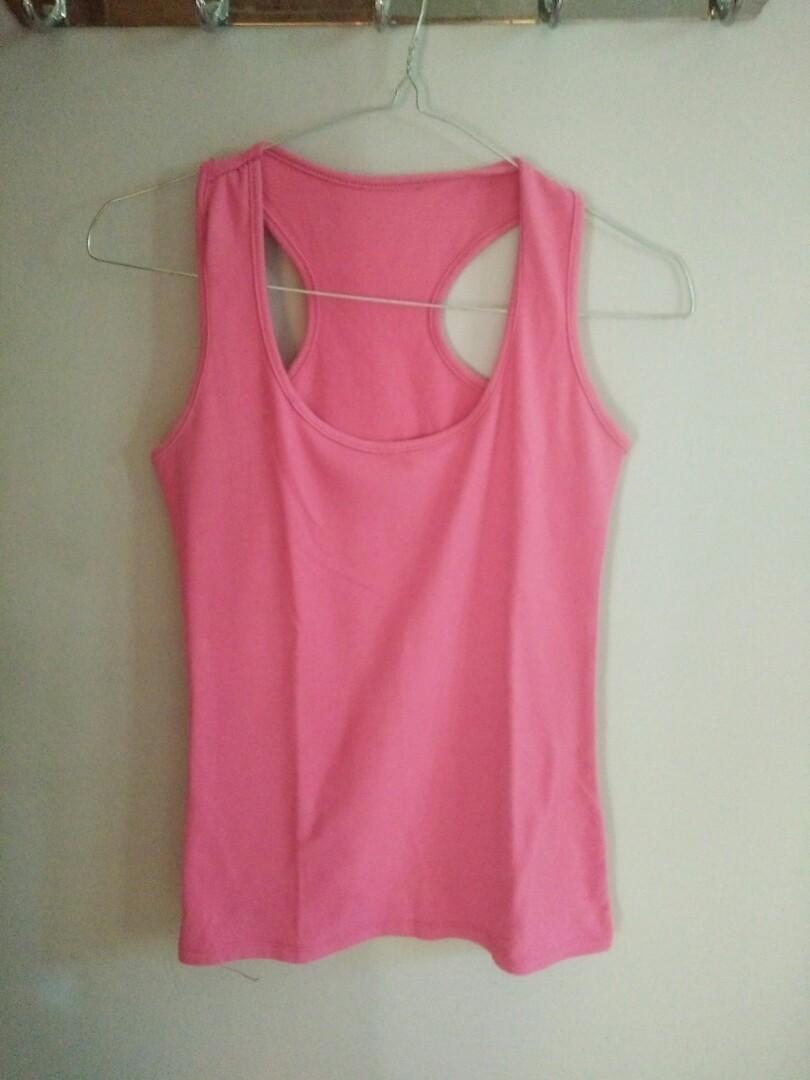 Tank Top Pink